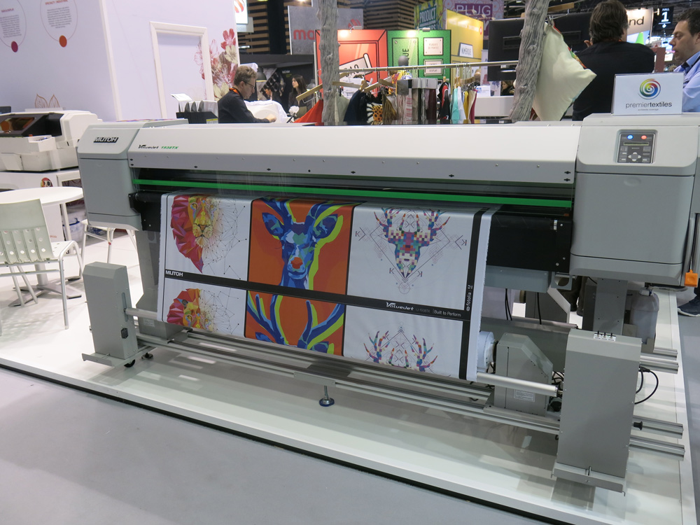 Imprimante ValueJet 1938TX - au salon C!PRINT 2017