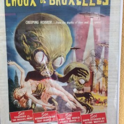 Invasion of the choux de Bruxelles - Créabeng